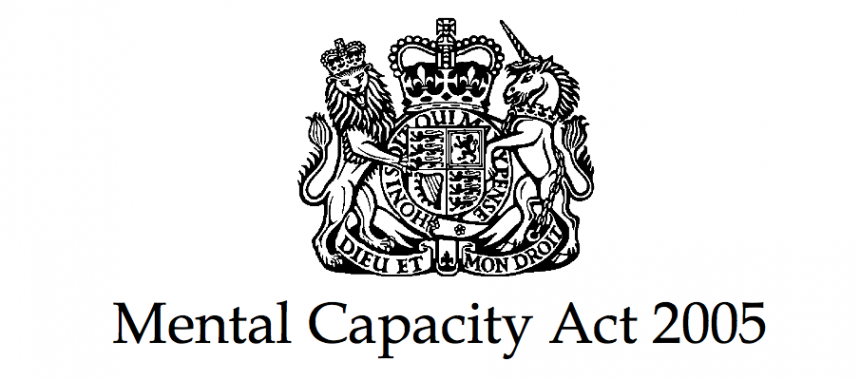 Mental Capacity Act Training - 360 Degrees Healthcare & Rehabilitation  Services Ltd
