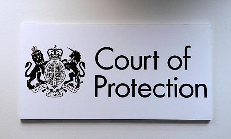court of protection contact